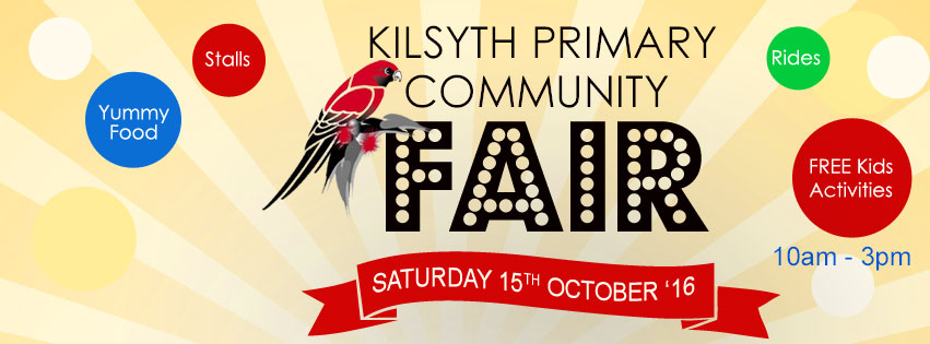 Kilsyth Primary Community Fair