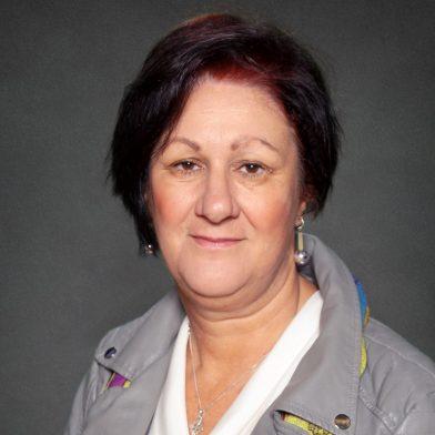 Mrs Gill Van Der Ende